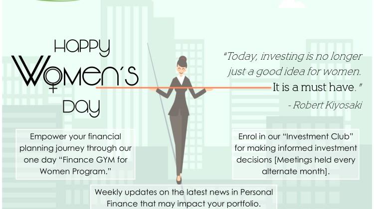 Wishing you a very Happy Women's Day